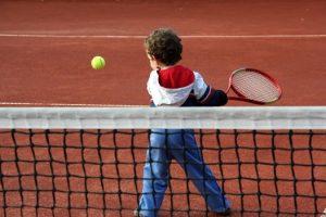 corso tennis bambini boschi sport Torino