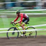 Gara di ciclocross presso il Boschi Sport moncalieri, Torino