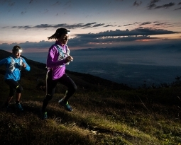 Trail running di Natale